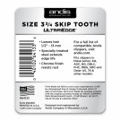 Andis UltraEdge #3 3/4 Skip Tooth (13mm) thumbnail