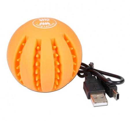 LED-ball til hund