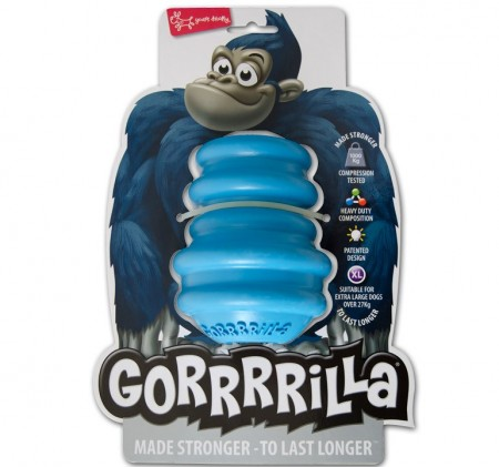 Gorrrrilla - blue