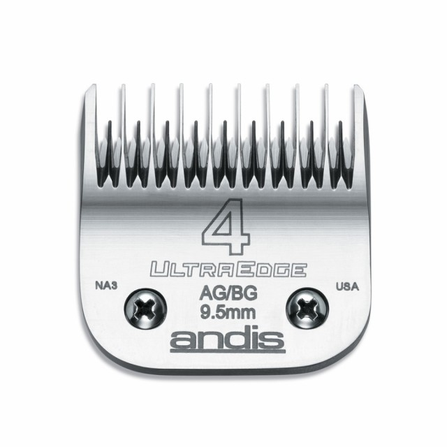 Andis UltraEdge #4 Skip Tooth (9,5mm)