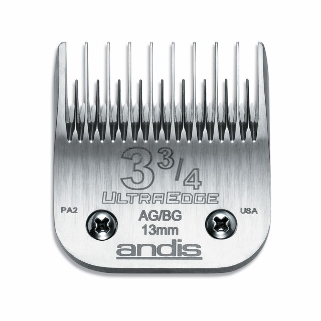 Andis UltraEdge #3 3/4 Skip Tooth (13mm)