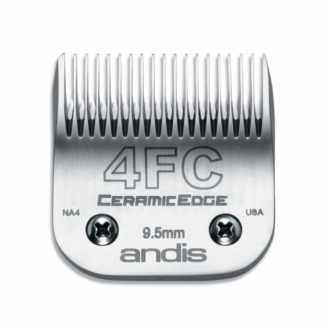 Andis - CeramicEdge - 4 FC - (9,5mm)